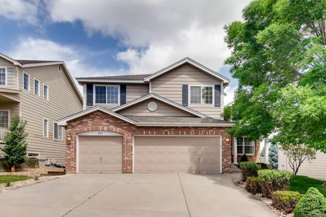 791 Deer Clover Circle, Castle Pines, CO 80108 (#4554431) :: HomeSmart Realty Group