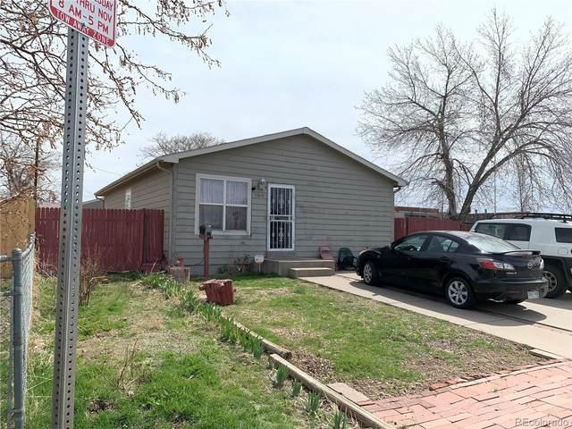 4000 Fillmore Street, Denver, CO 80216 (MLS #4554597) :: 8z Real Estate