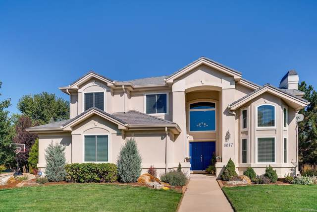 6017 S Andes Circle, Aurora, CO 80016 (#4554769) :: James Crocker Team