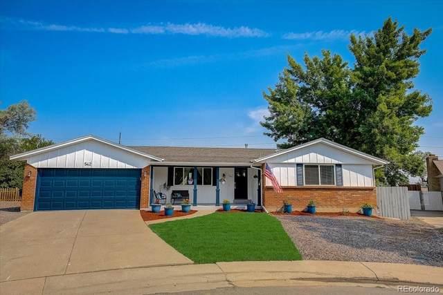 542 Ellis Court, Golden, CO 80401 (#4554841) :: Re/Max Structure