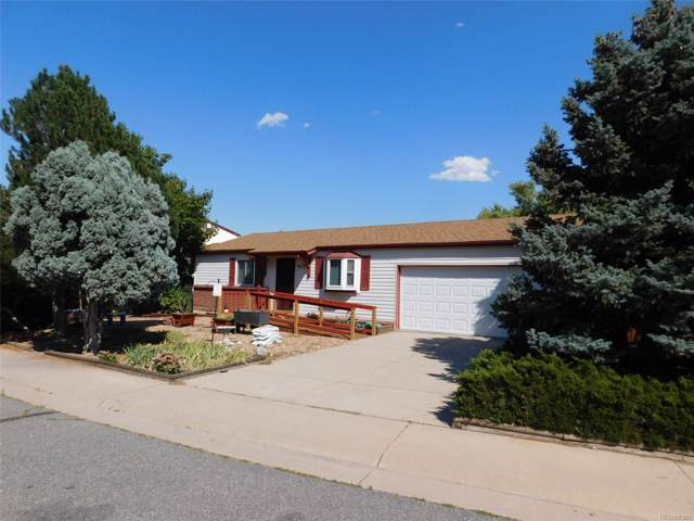 4024 S Quintero Way, Aurora, CO 80013 (MLS #4555538) :: Bliss Realty Group