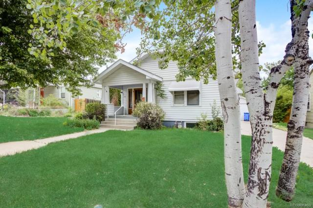 1142 Harrison Avenue, Loveland, CO 80537 (#4555757) :: The Heyl Group at Keller Williams