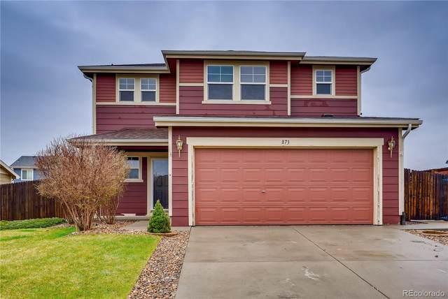 873 Sagebrush Drive, Lochbuie, CO 80603 (#4555876) :: Berkshire Hathaway HomeServices Innovative Real Estate
