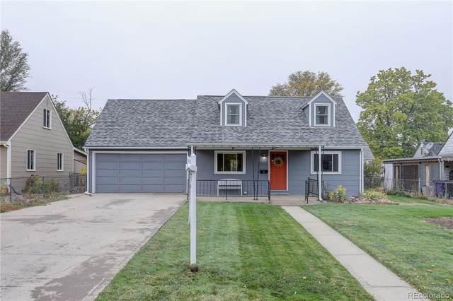 2555 S Irving Street, Denver, CO 80219 (MLS #4555946) :: Find Colorado