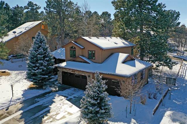 5825 Irish Pat Murphy Drive, Parker, CO 80134 (MLS #4556111) :: 8z Real Estate