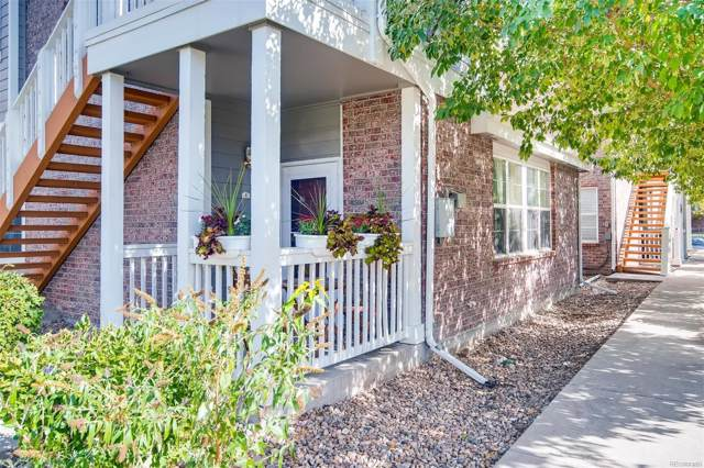 16340 E Fremont Avenue #1, Aurora, CO 80016 (#4556316) :: Bring Home Denver with Keller Williams Downtown Realty LLC