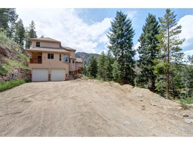 900 Sawmill Creek Road, Evergreen, CO 80439 (MLS #4556445) :: 8z Real Estate