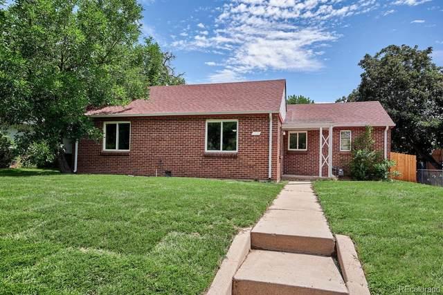 1220 Quebec Street, Denver, CO 80220 (MLS #4556458) :: 8z Real Estate