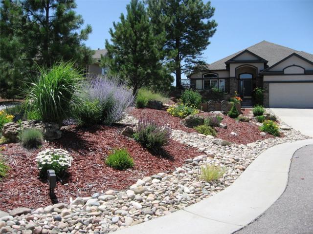 1912 Blue Sage Lane, Castle Rock, CO 80104 (MLS #4556930) :: 8z Real Estate