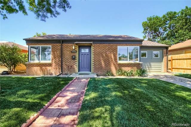 3505 Krameria Street, Denver, CO 80207 (#4557498) :: Chateaux Realty Group