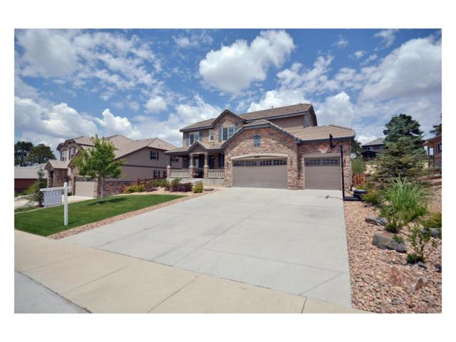 23663 E Briarwood Drive, Aurora, CO 80016 (MLS #4557529) :: 8z Real Estate