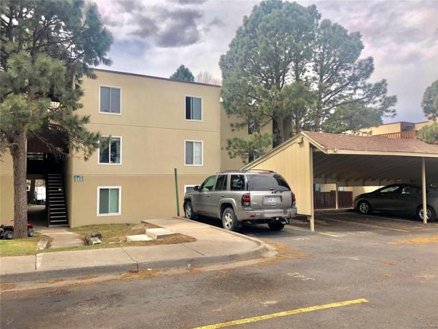 9700 E Iliff Avenue K125, Denver, CO 80231 (#4557682) :: Wisdom Real Estate