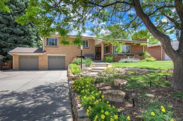 3760 Garland Street, Wheat Ridge, CO 80033 (#4557831) :: Peak Properties Group