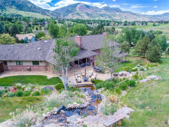 5570 Crestbrook Drive, Morrison, CO 80465 (MLS #4557953) :: 8z Real Estate