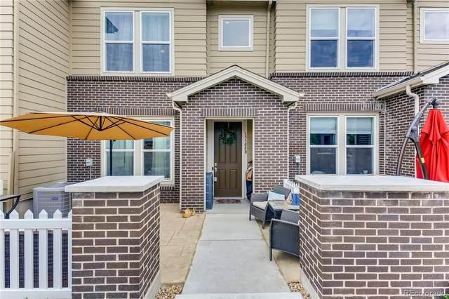 15388 W 64th Drive B, Arvada, CO 80007 (#4558048) :: Kimberly Austin Properties