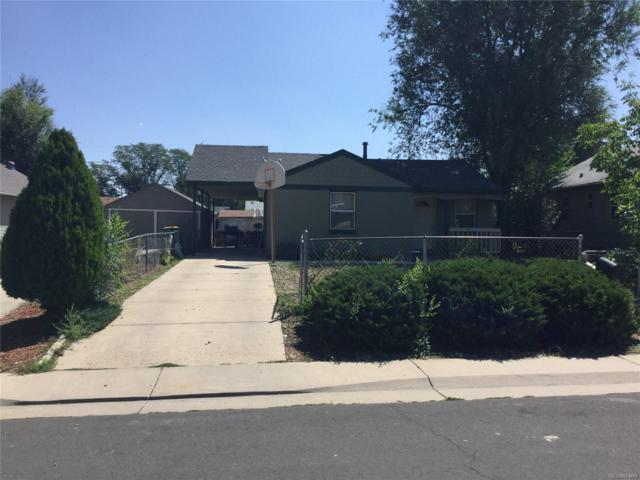 1276 Clinton Street, Aurora, CO 80010 (MLS #4558544) :: 8z Real Estate