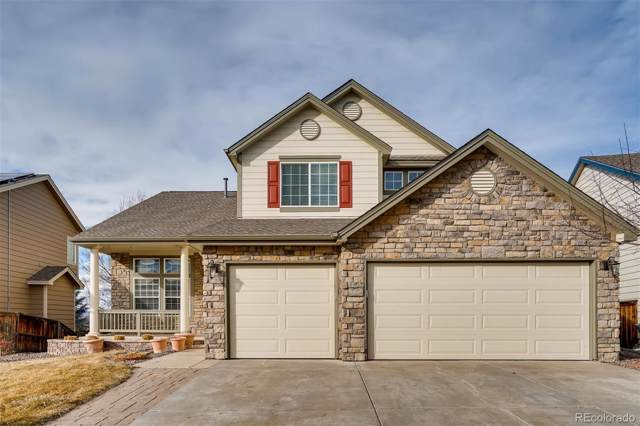 879 Sparrow Hawk Drive, Highlands Ranch, CO 80129 (#4558651) :: The DeGrood Team
