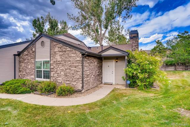 9293 E Arbor Circle A, Englewood, CO 80111 (#4559026) :: Kimberly Austin Properties