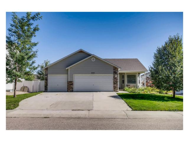 6912 Carlyle Lane, Wellington, CO 80549 (MLS #4559193) :: 8z Real Estate