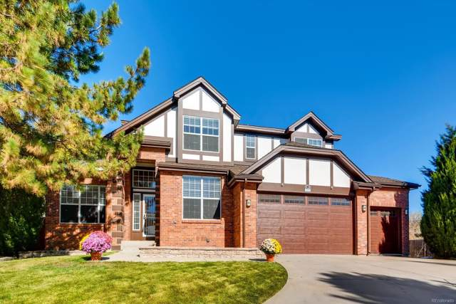 5203 W Bowles Place, Littleton, CO 80123 (#4559478) :: The DeGrood Team