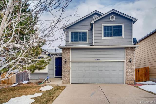 5508 S Valdai Street, Aurora, CO 80015 (#4559520) :: Finch & Gable Real Estate Co.