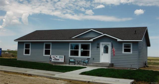 1796 9TH Street, Limon, CO 80828 (MLS #4559594) :: 8z Real Estate