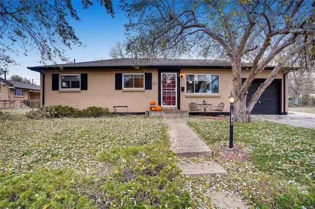 6046 Jellison Street, Arvada, CO 80004 (#4559725) :: The Peak Properties Group