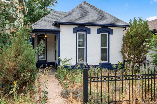 152 W Ellsworth Avenue, Denver, CO 80223 (MLS #4559849) :: 8z Real Estate