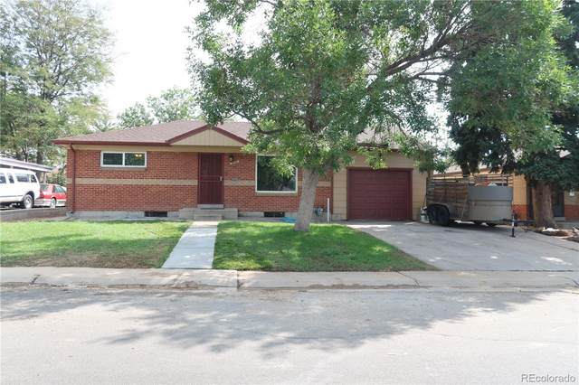 7618 Quivas Street, Denver, CO 80221 (MLS #4559887) :: Kittle Real Estate