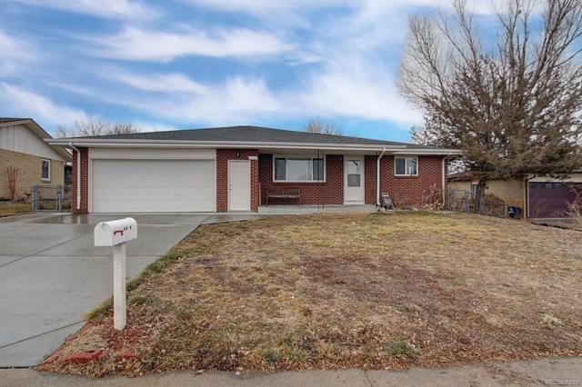 1309 31st Avenue, Greeley, CO 80634 (MLS #4560702) :: Bliss Realty Group