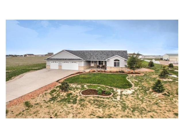 37820 E 147th Place, Keenesburg, CO 80643 (MLS #4561057) :: 8z Real Estate