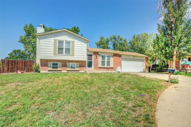 4973 E 111th Place, Thornton, CO 80233 (#4561066) :: The Griffith Home Team