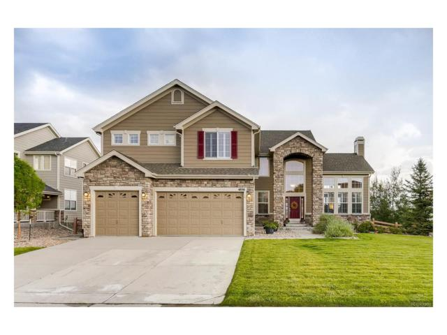 4886 Sedona Circle, Parker, CO 80134 (#4561073) :: The Sold By Simmons Team