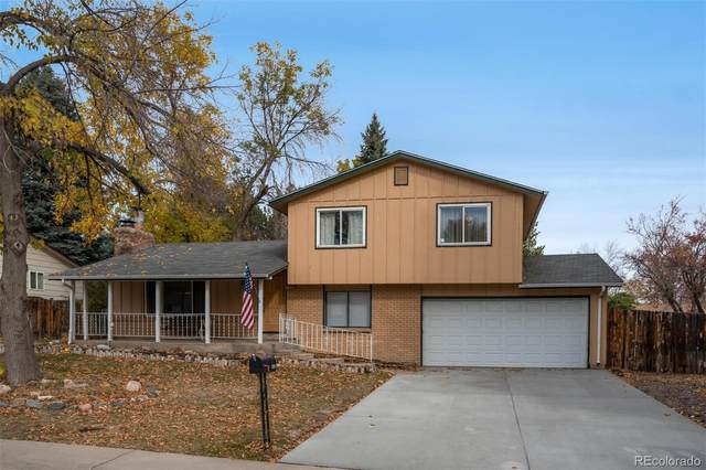 5867 W Ken Caryl Place, Littleton, CO 80128 (MLS #4561107) :: 8z Real Estate