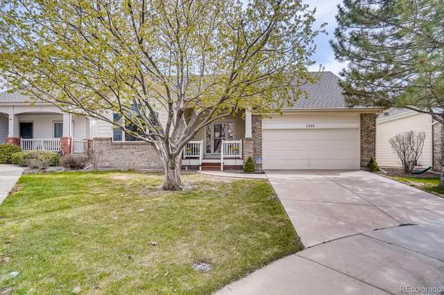 2444 W 107th Drive, Westminster, CO 80234 (#4561110) :: Kimberly Austin Properties
