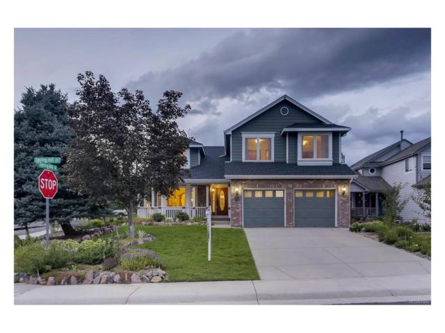 2565 Spring Hill Court, Highlands Ranch, CO 80129 (#4561279) :: The Peak Properties Group