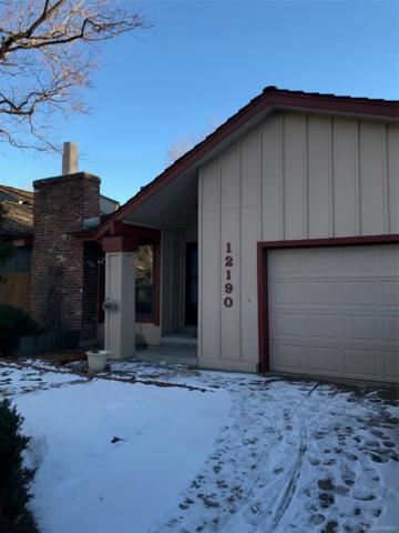 12190 E Amherst Circle, Aurora, CO 80014 (MLS #4561353) :: 8z Real Estate