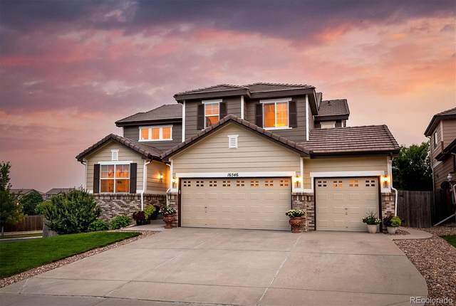 16546 E Black Horn Drive, Parker, CO 80134 (#4561363) :: Own-Sweethome Team