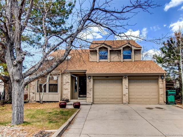 14907 E Wagontrail Place, Aurora, CO 80015 (#4561715) :: Bring Home Denver with Keller Williams Downtown Realty LLC