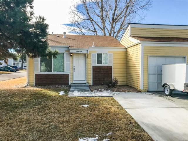 16413 E Radcliff Place A, Aurora, CO 80015 (#4561976) :: Hometrackr Denver