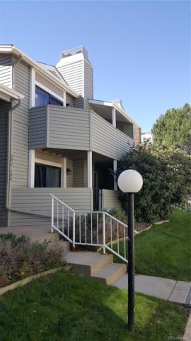 922 S Walden Street #106, Aurora, CO 80017 (#4562007) :: The Griffith Home Team