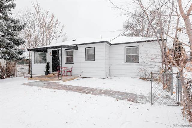 2758 W College Avenue, Denver, CO 80219 (#4562254) :: Colorado Home Finder Realty