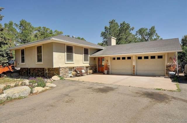 304 Pinyon Lane, Poncha Springs, CO 81242 (MLS #4562683) :: Bliss Realty Group