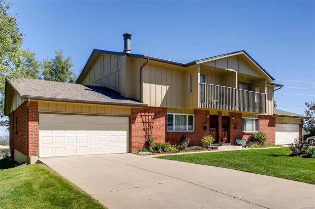 1054 S Alkire Street, Lakewood, CO 80228 (#4562941) :: My Home Team