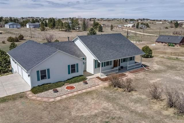 41239 Madrid Drive, Parker, CO 80138 (MLS #4563072) :: 8z Real Estate