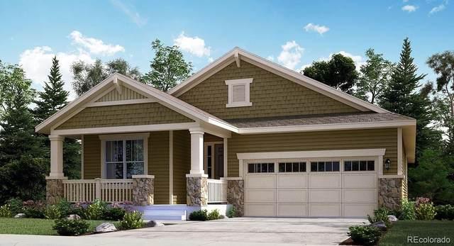 3070 E 160th Place, Thornton, CO 80602 (#4563113) :: Finch & Gable Real Estate Co.