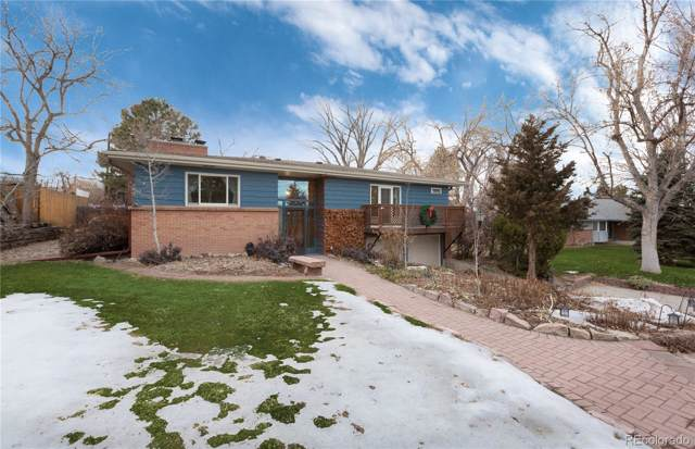 3425 S Pierce Street, Lakewood, CO 80227 (#4563423) :: The DeGrood Team