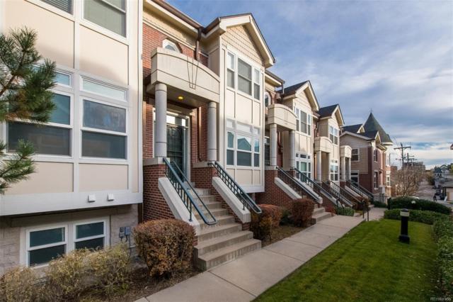 3735 E Ellsworth Avenue D, Denver, CO 80209 (#4563480) :: Sellstate Realty Pros