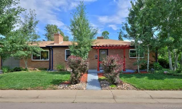 6631 E 24th Avenue, Denver, CO 80207 (#4563695) :: Mile High Luxury Real Estate