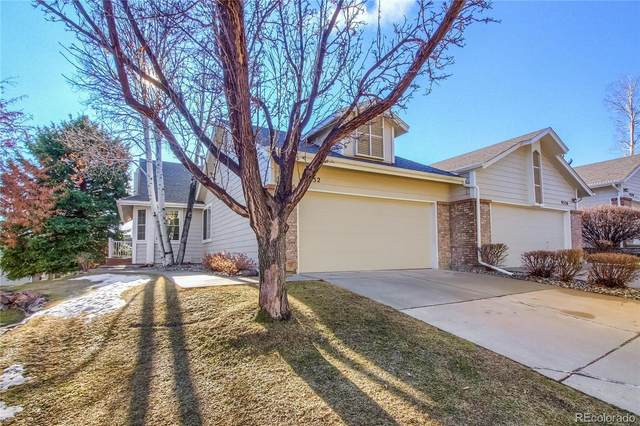 9332 Bauer Court, Lone Tree, CO 80124 (MLS #4563787) :: 8z Real Estate